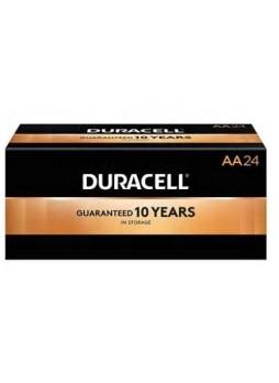 """Duracell® Alkaline """"AA"""" Batteries, 144/Carton"""