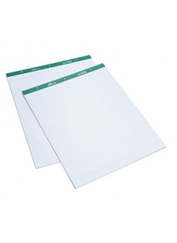 "Ampad Evidence® Recycled Easel Pad, White, 27"" x 34"", 50 Sheets, 2/Ct"