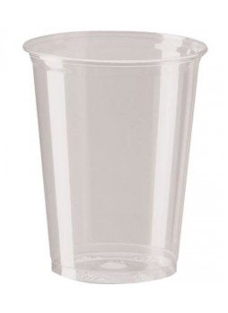 Dixie 12oz Clear Plastic Cold Cups, 500/Case (CP12DX)