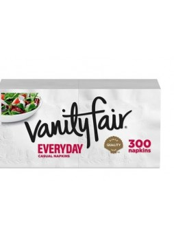 Vanity Fair® Everyday Napkins, 300/Pk