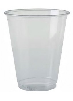 Solo® Plastic Cold Party Cups, Clear, 16 oz, 50/PK