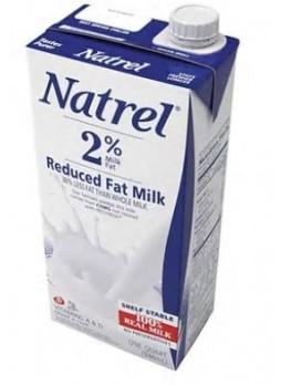 Natrel® 2% Milk, 32 oz., 12/Pack