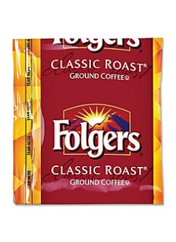 Folgers® Coffee, 1.5 Oz., Box Of 42