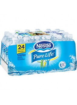 Nestlé® Pure Life™ Purified Bottled Water, 16.9 Oz., Case Of 35