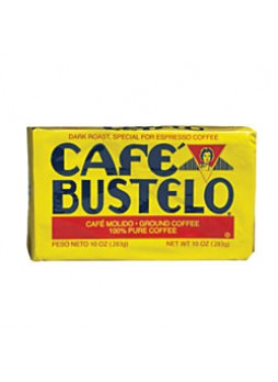 Café Bustelo Dark Roast Espresso Coffee, 10 Oz., Each