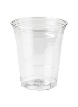Dixie® Crystal Clear Plastic Cups, 12 Oz., Box Of 25