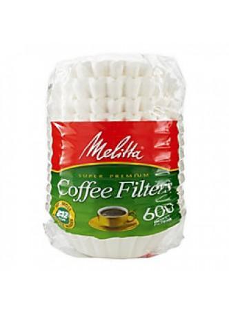 Melitta Coffee Filters, Basket, Pack Of 600