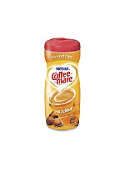 Nestle Coffee-mate Powdered Creamer Canister, Hazelnut, 15 Oz - 922424