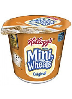 Frosted Mini Wheats® Cereal-In-A-Cup, 2.5 Oz, Pack Of 6 - 154818