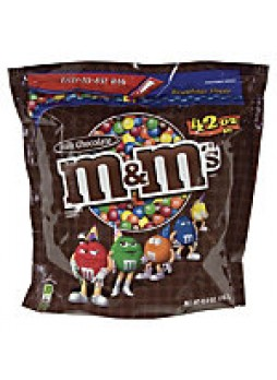 M&M's® Milk Chocolate Candies, 42 Oz Bag - 209863