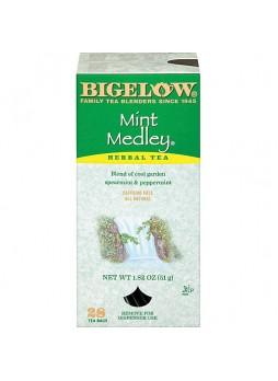 Bigelow Mint Medley® Tea Bags, Box Of 28 - 246238