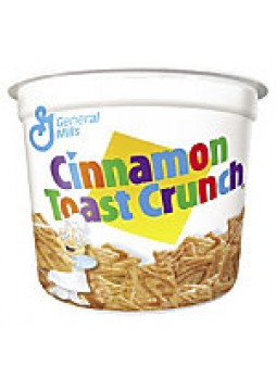 Cinnamon Toast Crunch, 2 Oz, 6 Cups - 380720