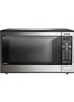 Panasonic 1.2 Cu Ft Microwave, Silver - 395050