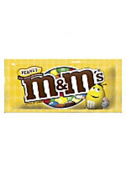 M&M's® Peanut Chocolate Candies, 1.74 Oz - 400320