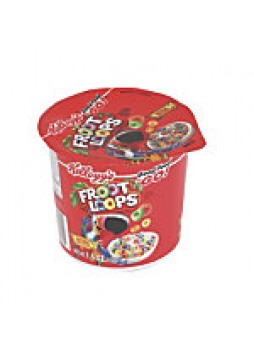 Kellogg's® Froot Loops Cereal-In-A-Cup, 1.5 Oz., Pack Of 6 - 747235