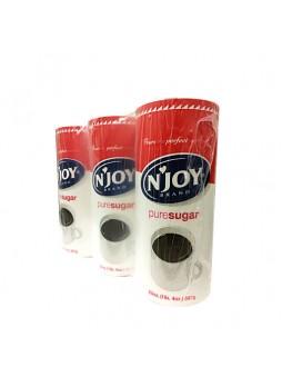N'Joy® Sugar, 20 Oz. Canisters, Pack Of 3  - 814293