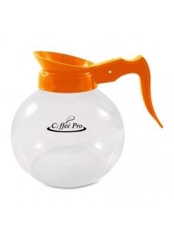 3 quart Coffee Pot - Glass, Plastic - Coffee Pot - Clear - 1 Each- cfpcp27100