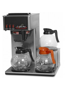 Coffee Maker, Stainless Steel 3 warmers - cfpcp3lb