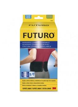 """Back Support, Breathable, Adjustable - 51"""" Adjustment - Black - mmm46820en"""