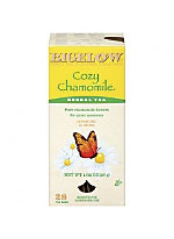 Bigelow Cozy Chamomile Tea Bags, Box Of 28