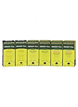 Bigelow Assorted Green Tea Bags, Box Of 168