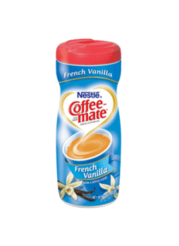 Nestle® Coffee-mate® Powdered Creamer Canister, French Vanilla, 15 Oz