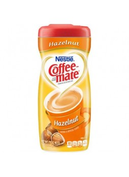 Nestle® Coffee-mate® Powdered Creamer Canister, Hazelnut, 15 Oz