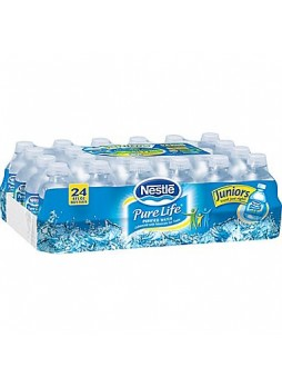 Nestlé® Pure Life™ Purified Bottled Water, 8 Oz., Case Of 24