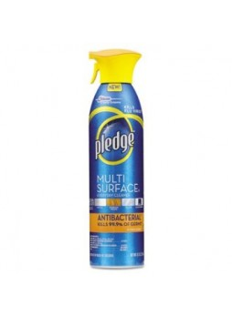 Pledge Multisurface Antibacterial II Cleaner, 9.7 Oz