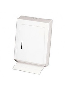 San Jamar® Paper Towel Dispenser For C-Fold Or Multifold Paper Towels, Each