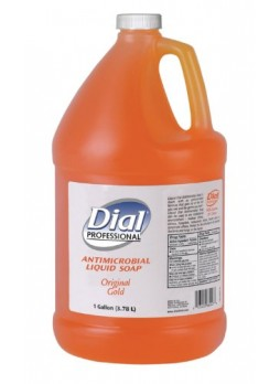 Dial® Antimicrobial Liquid Hand Soap, 1 Gallon