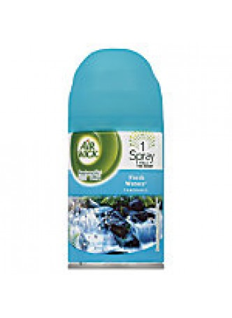 Air Wick Freshmatic Automatic Spray Air Freshener Refill, Fresh Waters Scent, 6.17 Oz. - 514465