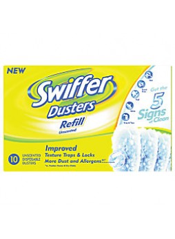 Swiffer® Duster Refill, Original Scent, Box Of 10