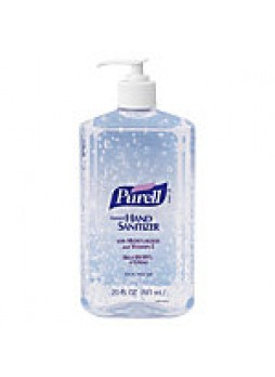 Purell Instant Hand Sanitizer Dispenser, 20 Oz. - 745128