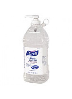 Purell Instant Hand Sanitizer Economy-Size Pump, 2 Liters - 854656