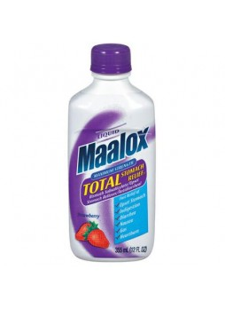 Maalox, Stomach reliever, Each