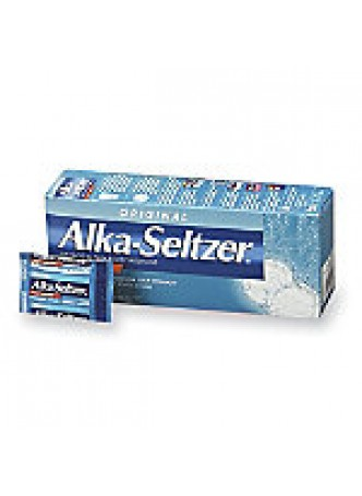 Alka-Seltzer Refills, 2 Per Packet, Box Of 36 Packets