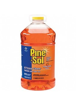 Pine-Sol® Orange Energy® Cleaner, 144 Oz, each