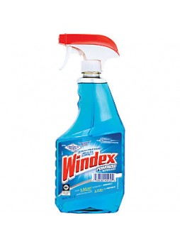 Windex® Powerized Glass Cleaner With AMMONIA-D® Spray Bottle, 32 Oz.