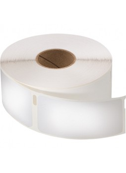 "Label, 0.94"" Width x 0.88"" Length - 400/Roll - White - 400 / Roll - Price tag labels - dym30373"