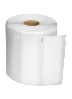 "Label, 1.10"" Width x 3.50"" Length - 1050/Roll - Rectangle - Thermal Transfer - White - 2100 / Box - dym1785353"