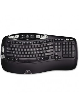 Wireless Keyboard K350- USB - log920001996