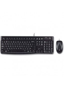 USB Cable Keyboard - 104 Key - USB Cable Mouse - Optical - 1000 dpi - 3 Button - Scroll Wheel - log920002565