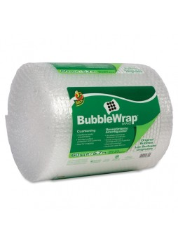 "Wrap, 12"" Width x 60 ft Length - 187.5 mil Thickness - Reusable, Lightweight, Water Resistant, Perforated - Nylon - Clear - ducbw60"