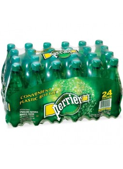 Sparkling Water, 16.91 fl oz - 24/Carton - Green - NLE11645421