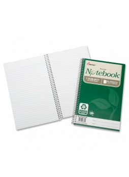 "Notepads, 80 Sheets - 17 lb Basis Weight - 6"" x 9.50"" - 3 / Pack - White Paper- NotePad - nsn6002017"