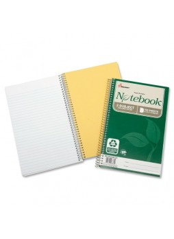 "Notepad, 150 Sheets - 17 lb Basis Weight - 6"" x 9.50"" - 3 / Pack - White Paper - Notepad - nsn6002020"
