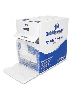 "Wrap, 12"" Width x 100 ft Length - 1 Wrap(s) - Lightweight, Perforated - Clear - sel91145"