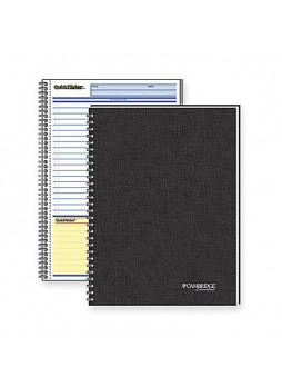 Mead 06066 QuickNotes One Subject Action Planner, Each
