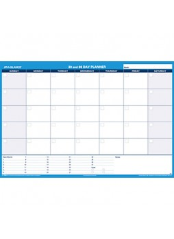 "At-A-Glance SW200-00 12-Months Desk Pad Calendar, Monthly, 22""x17"", Each"